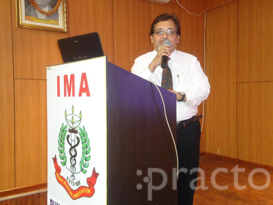 Dr. Sanjeev Singh Yadav - General Surgeon