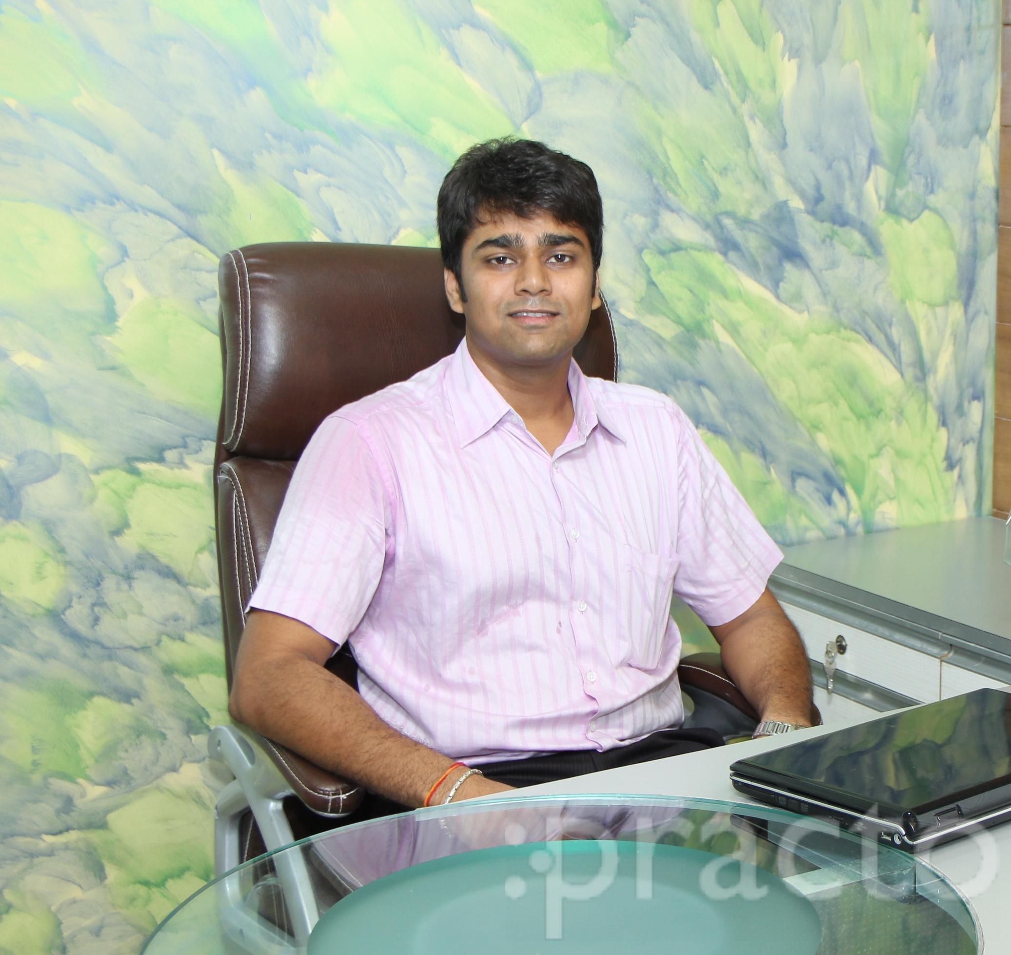Dr.Yagnesh Rajpara - Dentist