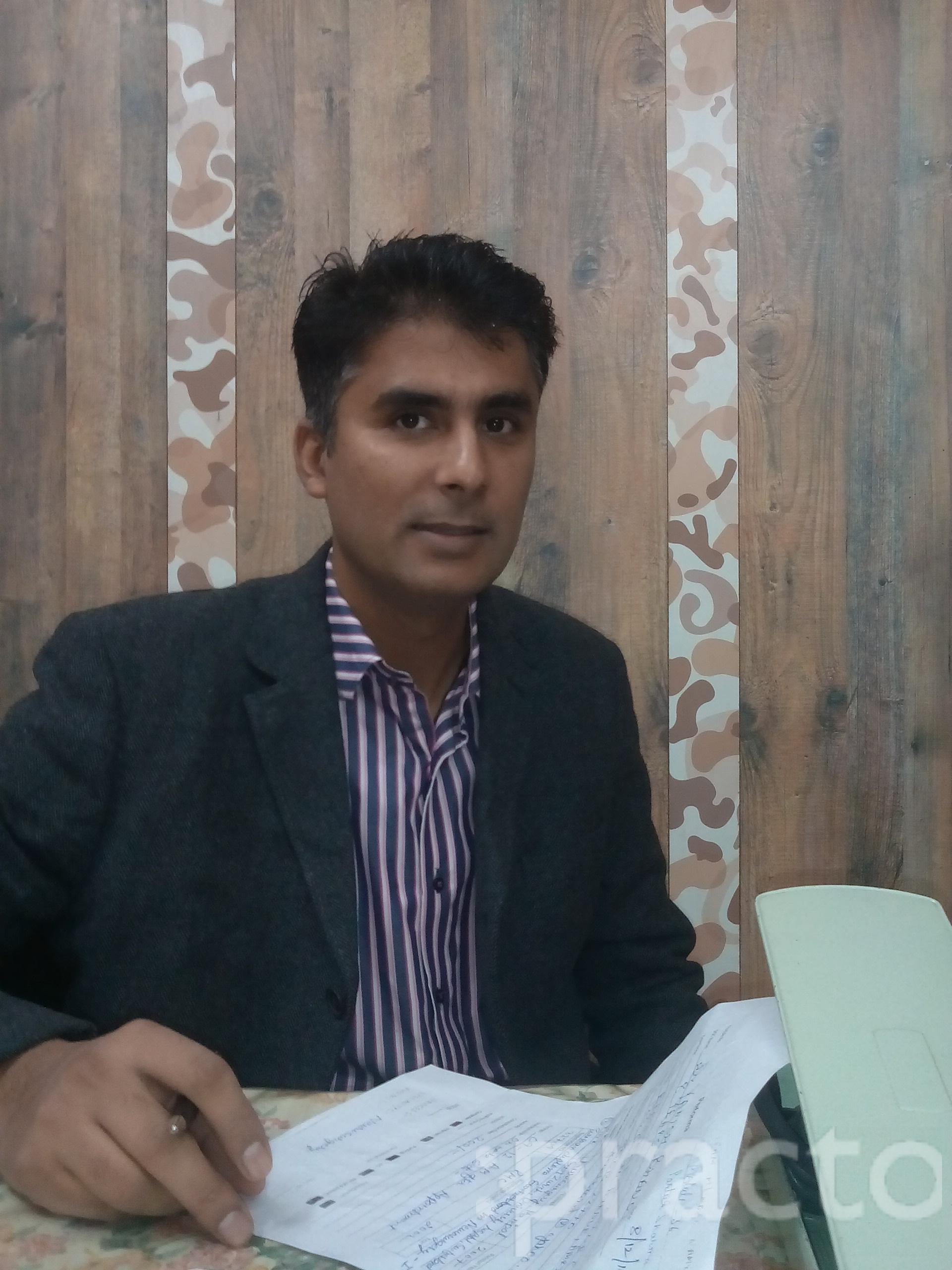 Dr. Yanish Bhanot - Neurologist