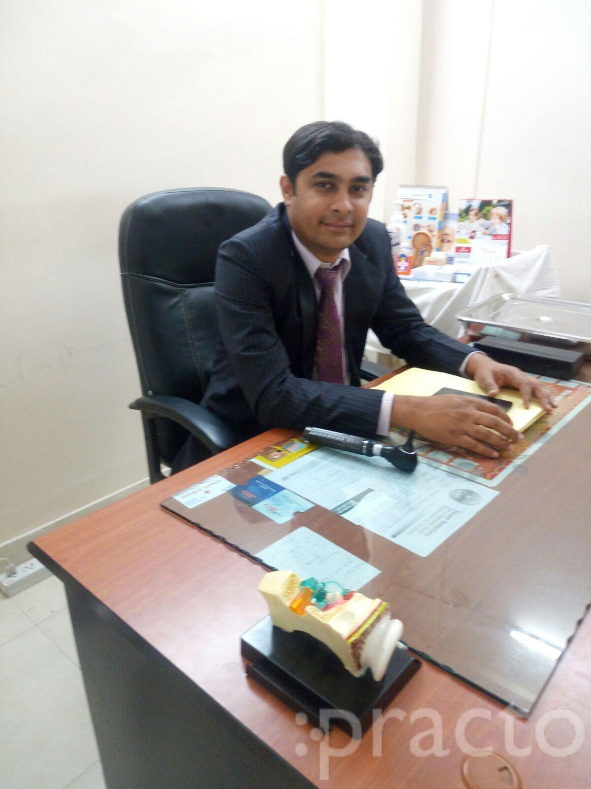 Dr. Yashveer J K - Ear-Nose-Throat (ENT) Specialist