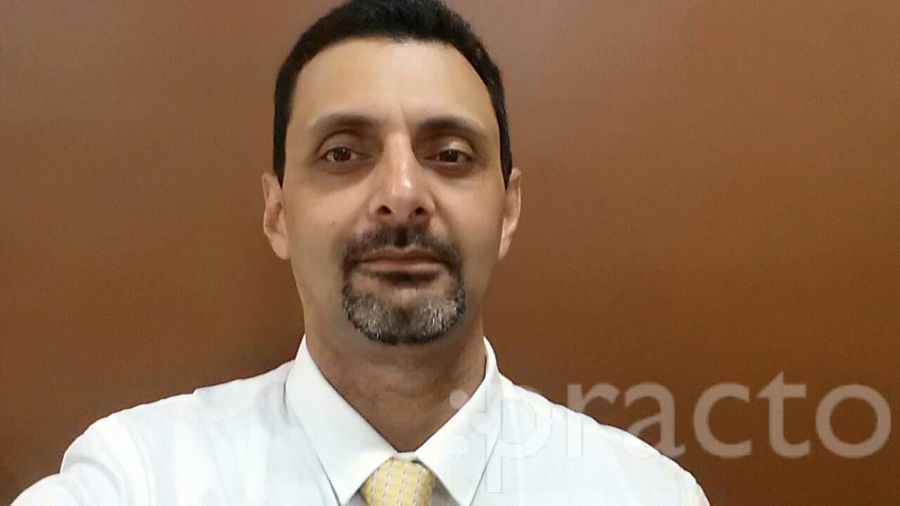 Dr. Yazad R Gandhi - Dentist