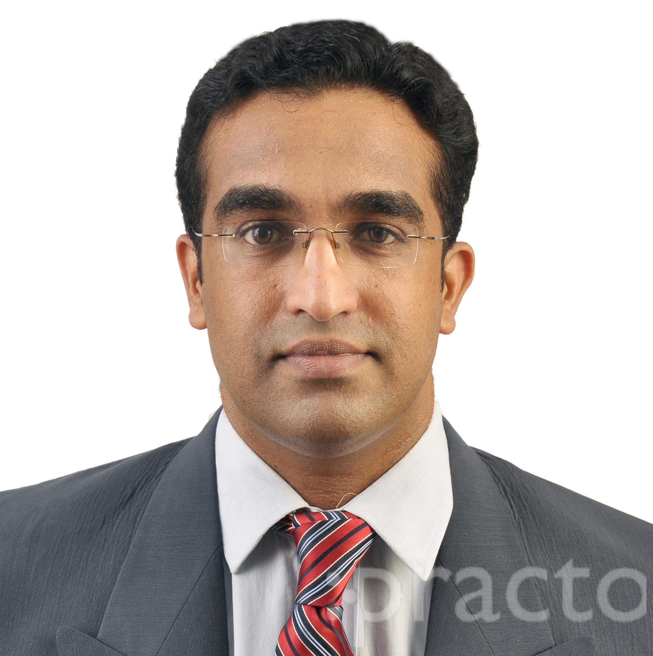 Dr. Yoban Shetty - Dentist