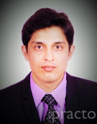 Dr. Yogesh Bhadange - Ophthalmologist