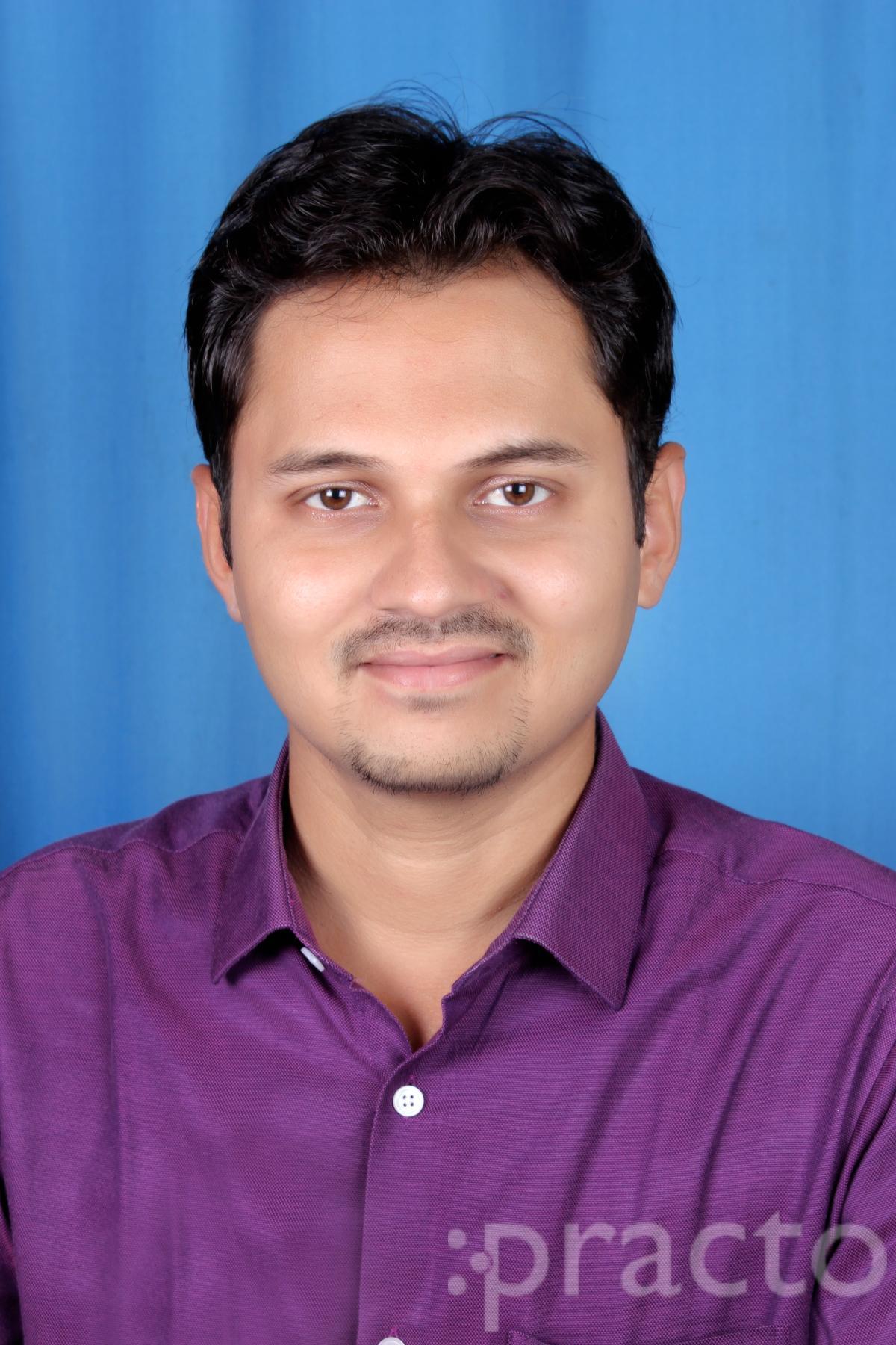 Dr. Yogesh Somwanshi - Dentist