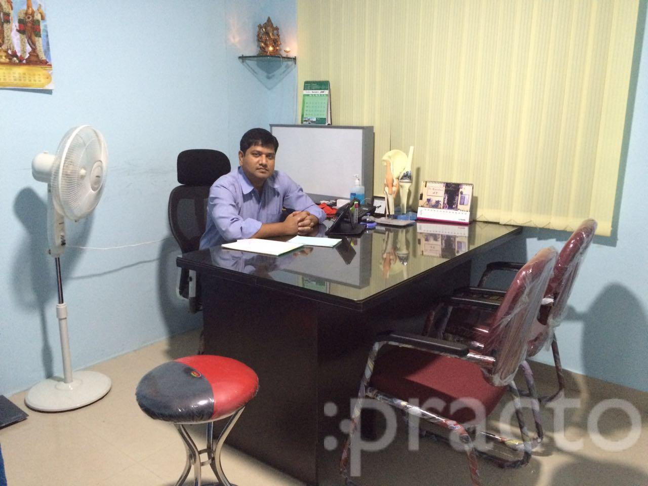 Dr. Yogishwar AV - Orthopedist