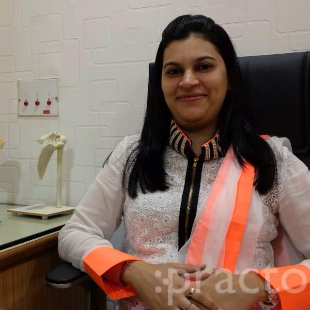 Dr. Yogitaa Mandhyaan - Physiotherapist