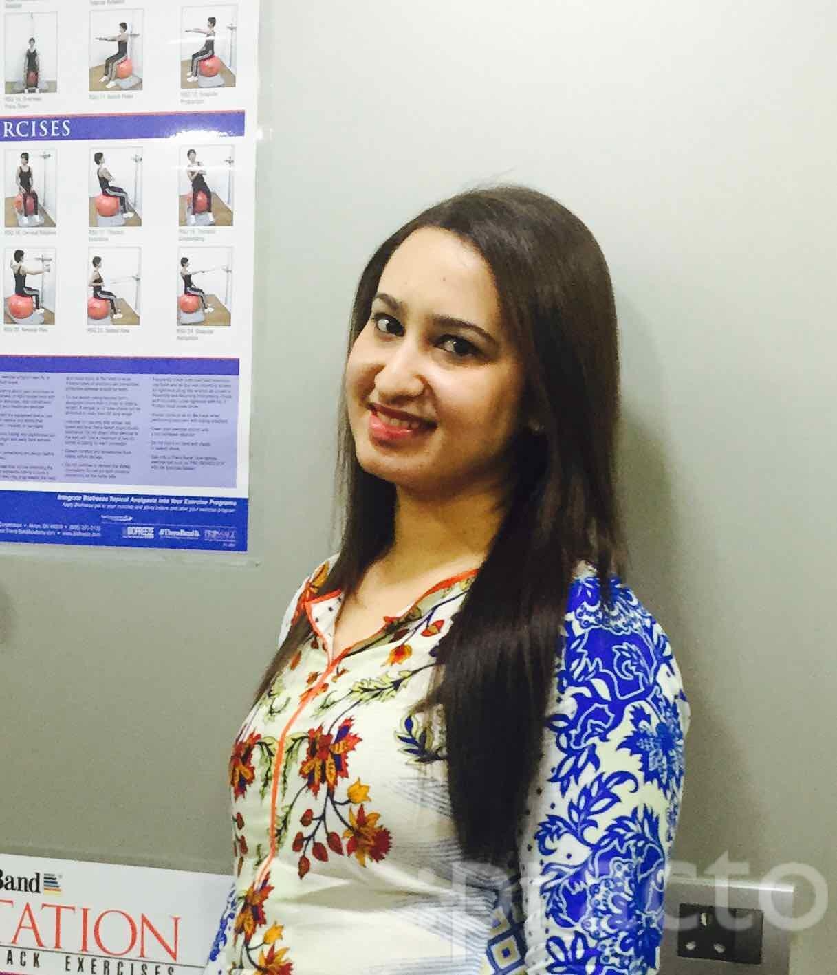 Dr. Zahra Hussain (PT) - Physiotherapist