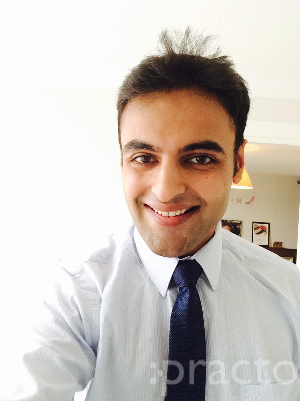 Dr. Zubin Mandlewala - Dermatologist