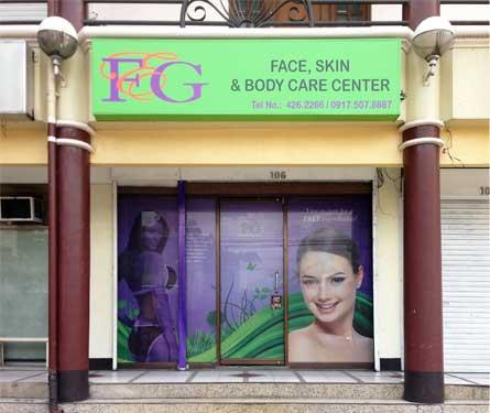 EFG Face Skin and Body Care Center