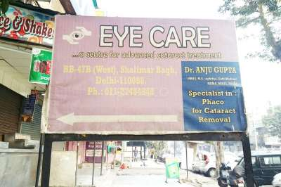 Best Eye Clinics in Narela, Delhi - Book Appointment, View Reviews