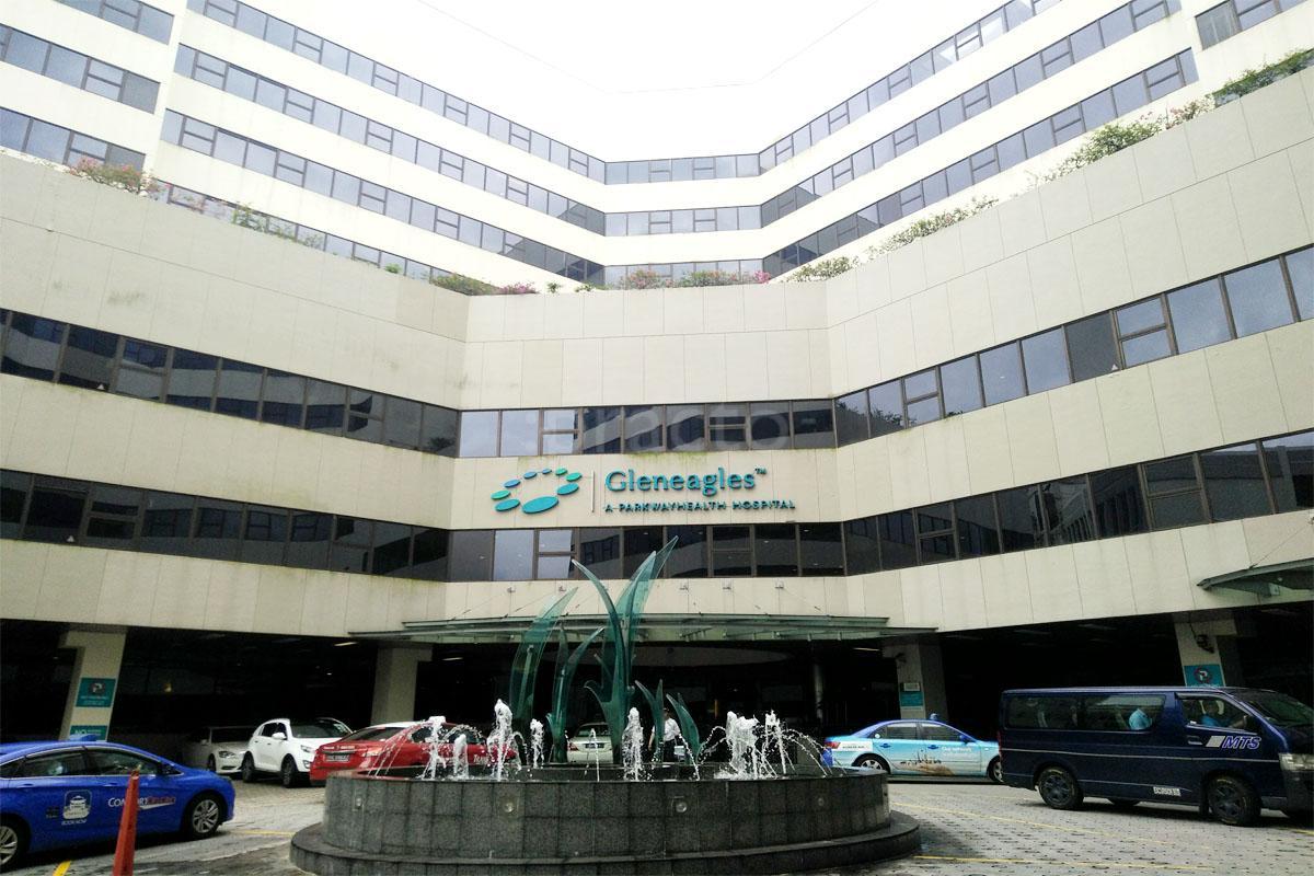 Gleneagles Hospital and Medical Centre, Singapore - Address, Doctors