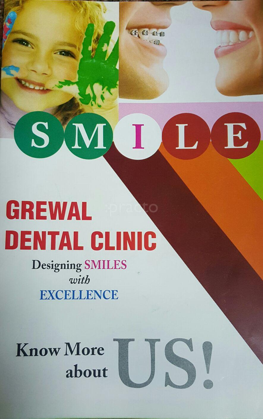Grewal Dental Clinic, Dentistry and Orthodontics Clinic in Green ...
