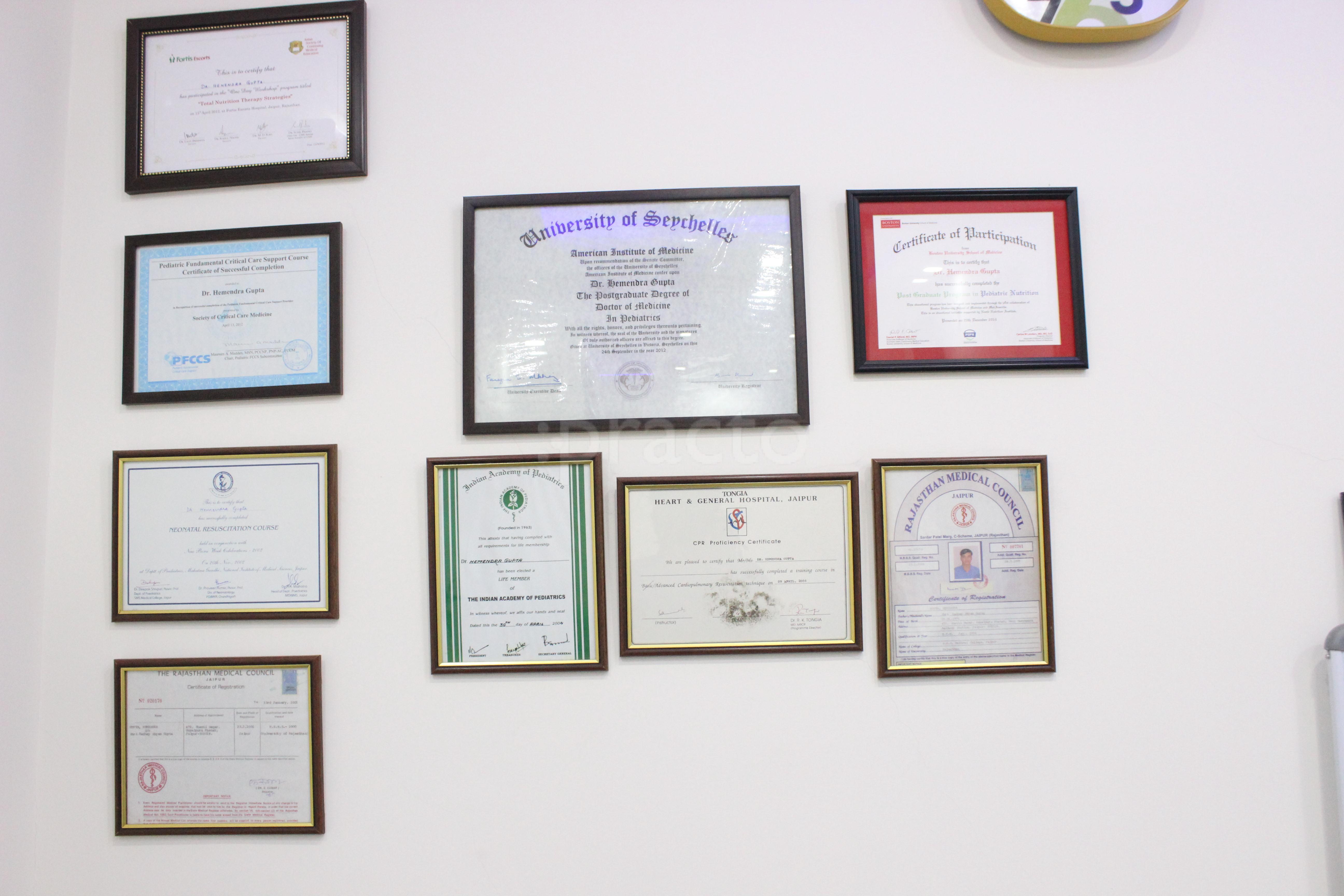 Gupta Child And Dental Clinic Dental Clinic In Durgapura Jaipur