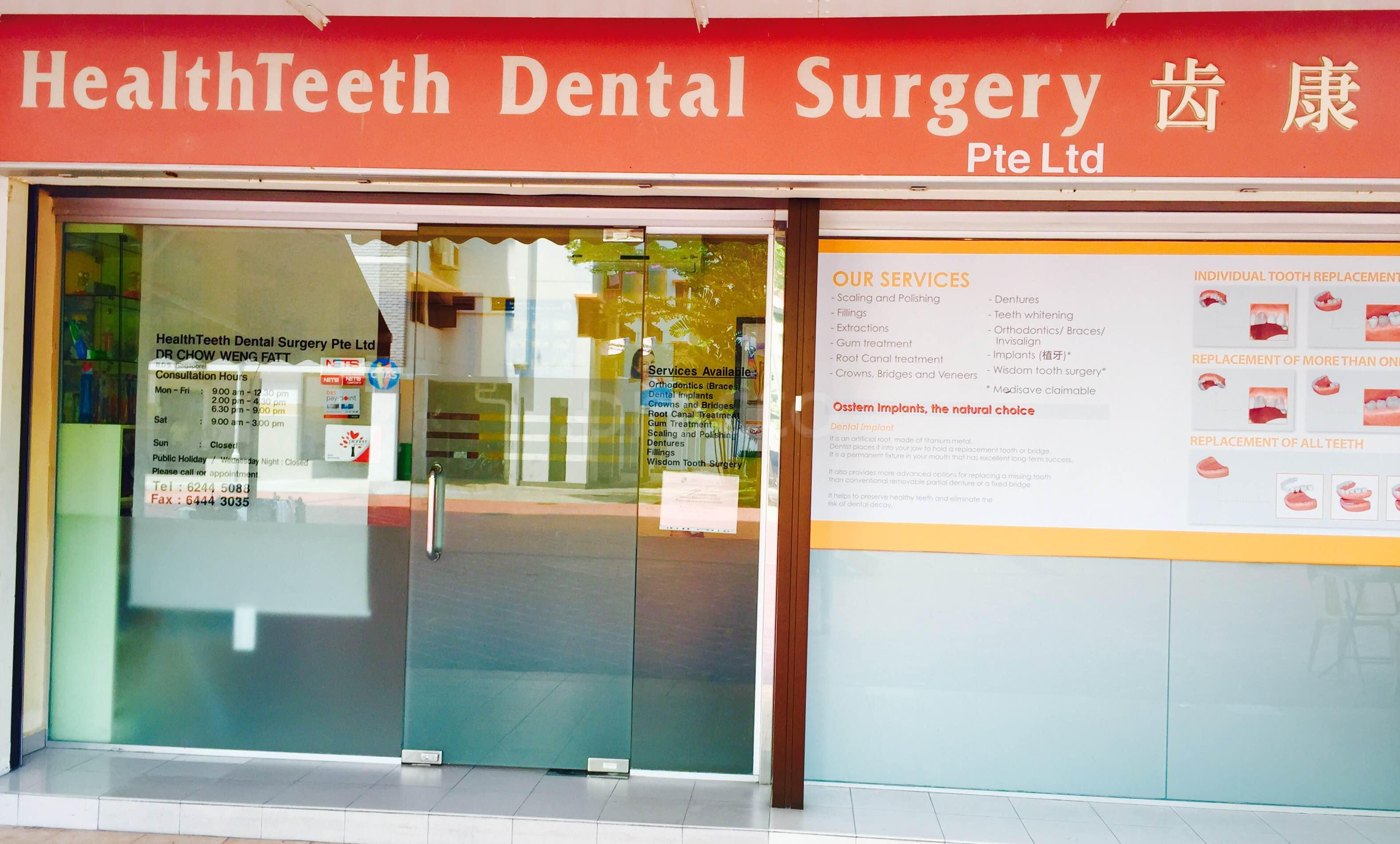Dentists In Whampoa, Singapore - Instant Appointment Booking, View