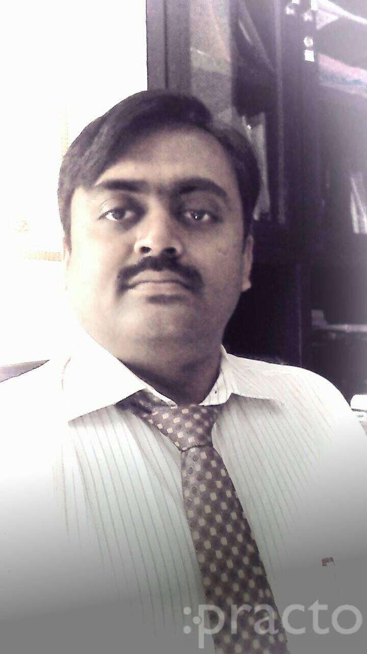 Dr. Hitendra Patil - Surgical Oncologist