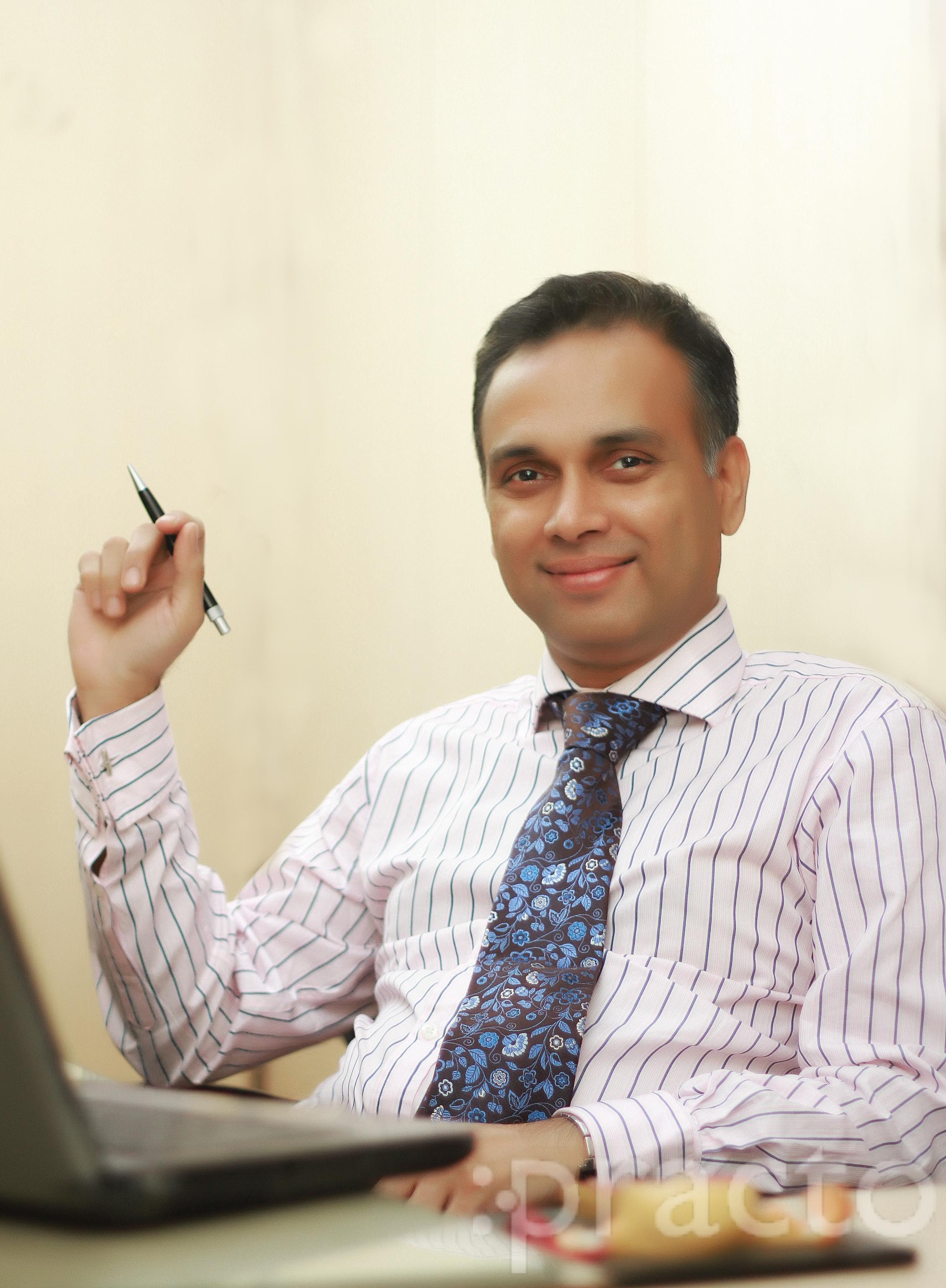 Dr. Indranil Saha - Gynecologist/Obstetrician