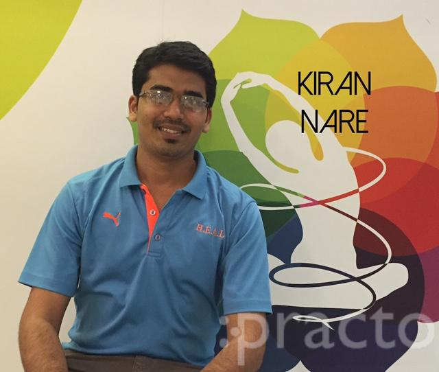 Dr. Kiran Nare - Physiotherapist