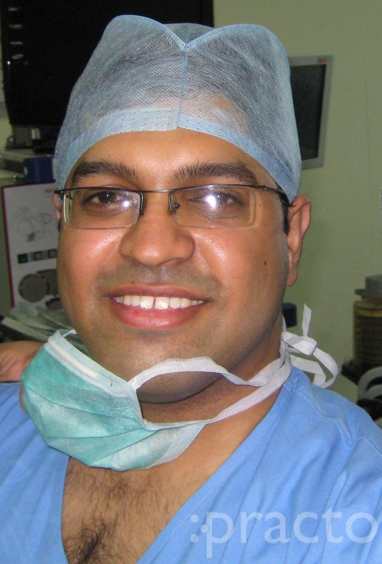 Dr. Kiran Prakash Mallya - Dentist