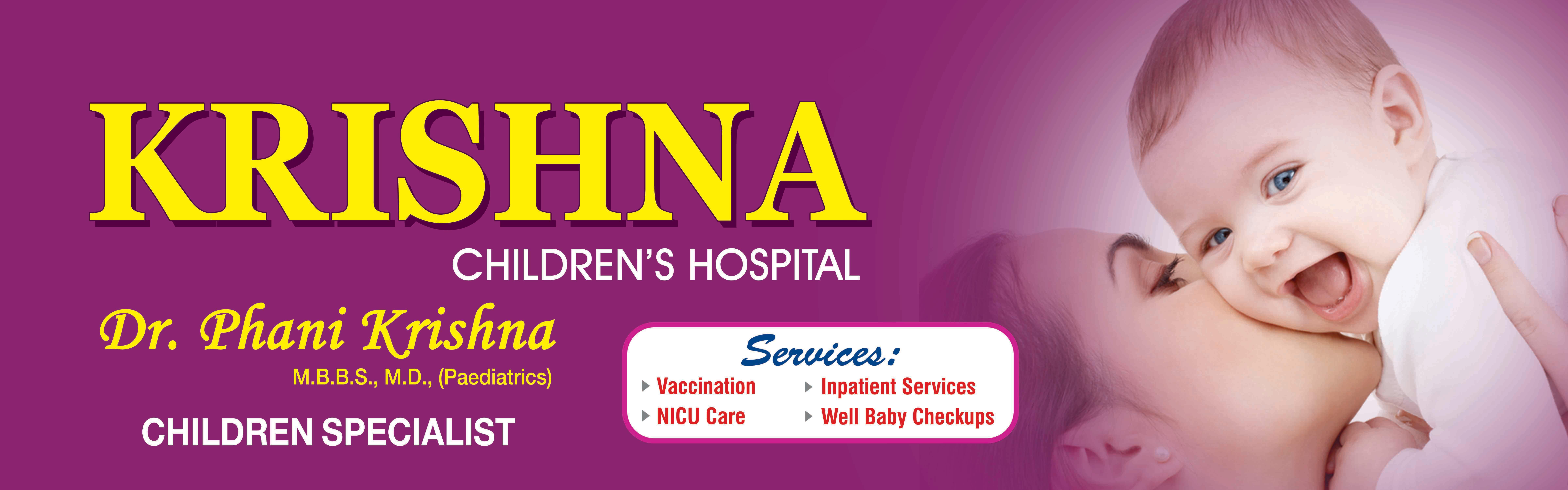 Krishna Children's Hospital