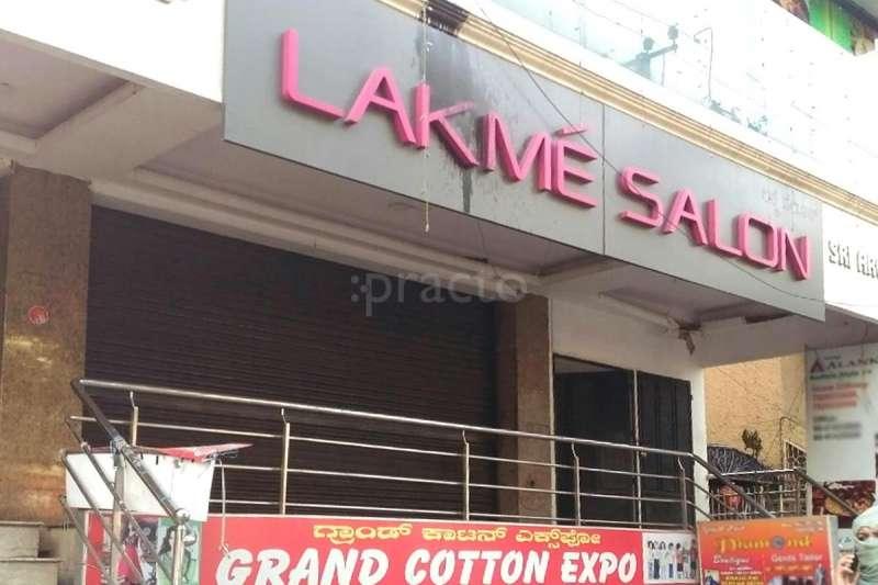 Lakme Saloon - 1