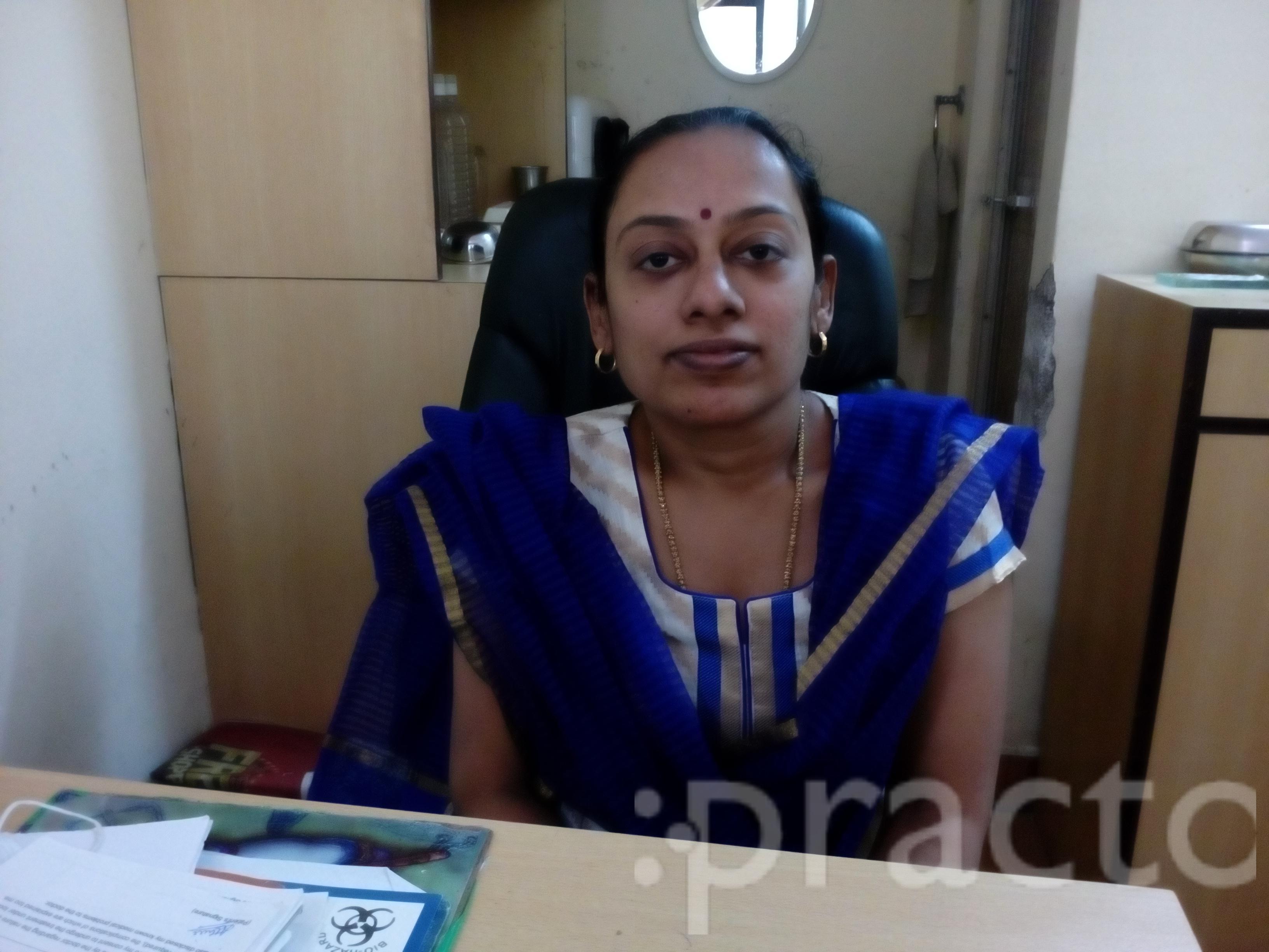 Dr. Madhumitha Easwaran