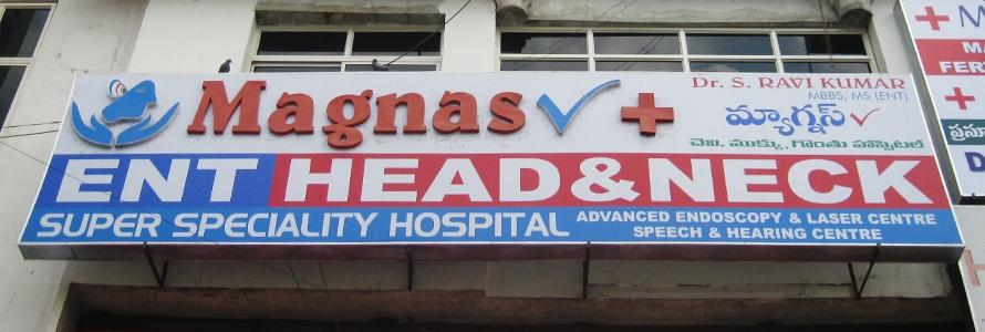 Magnas V  ENT Hospital