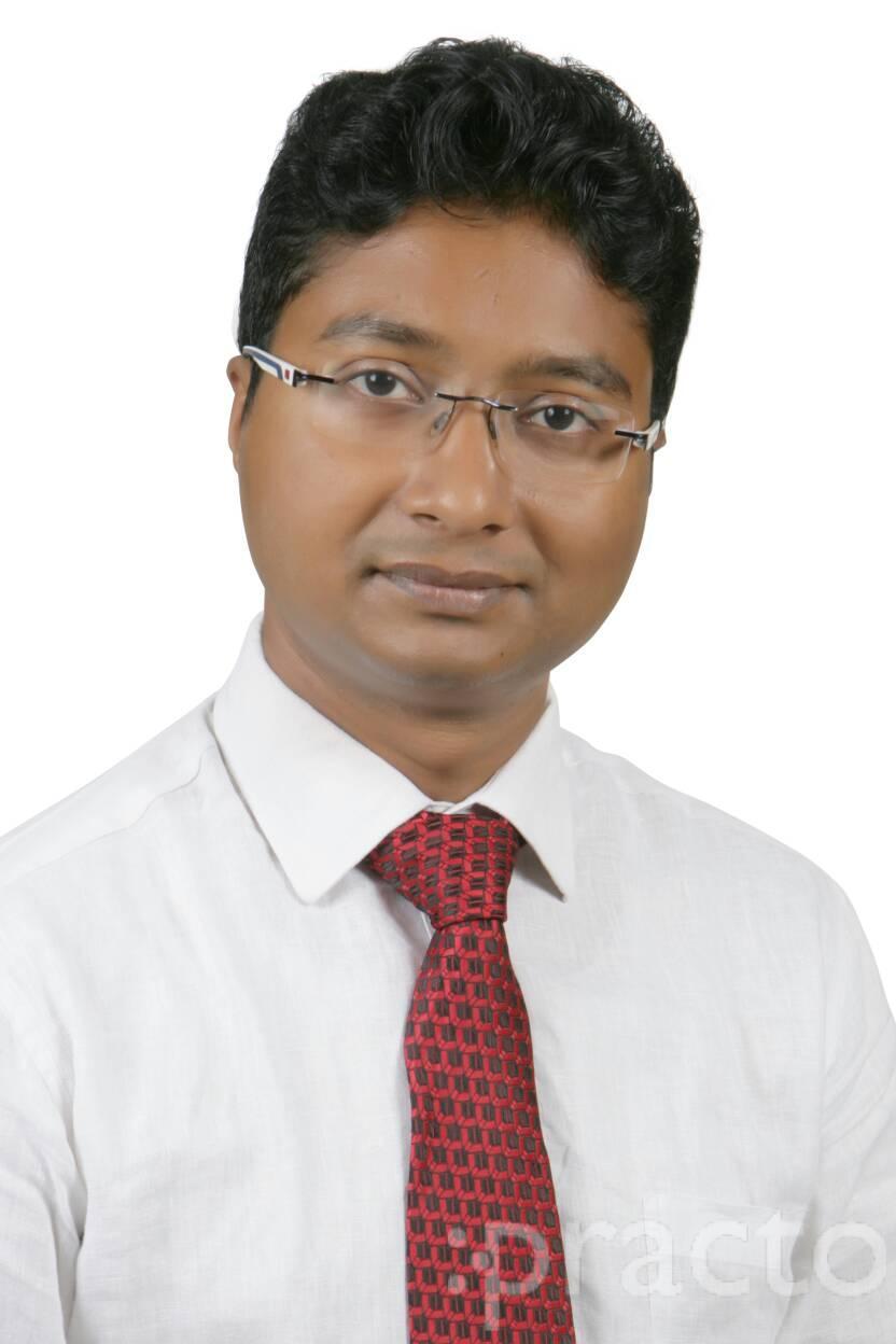 Dr. Manish Mahabir - Ophthalmologist