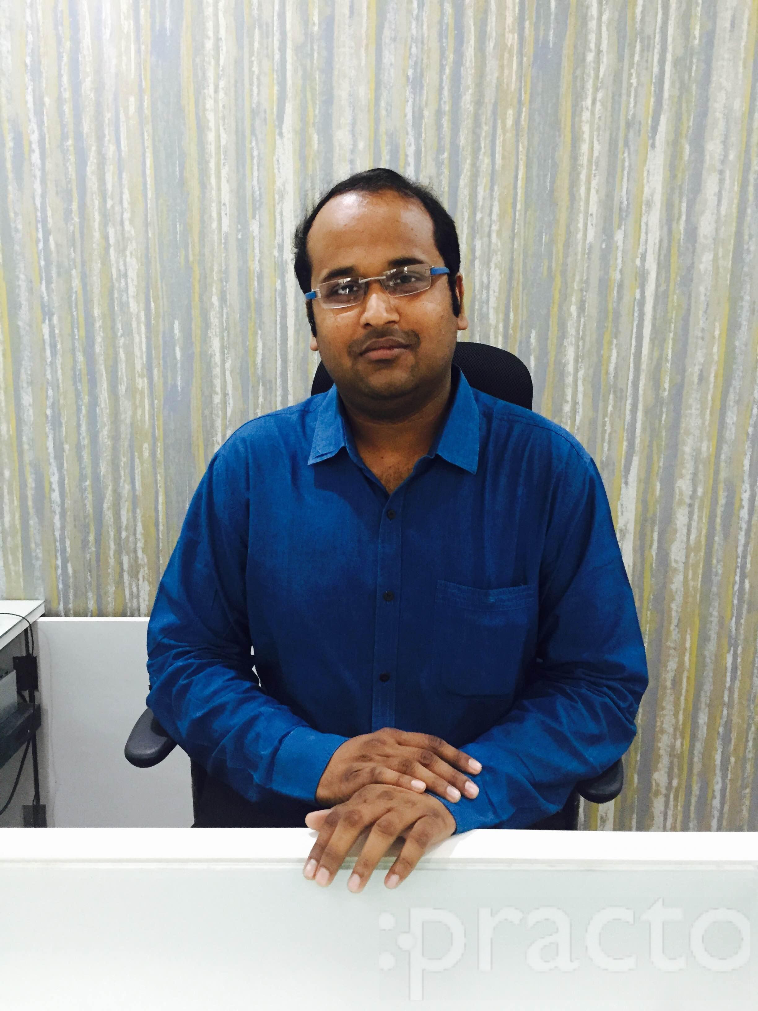 Dr. Manoj Agrawal - Dentist
