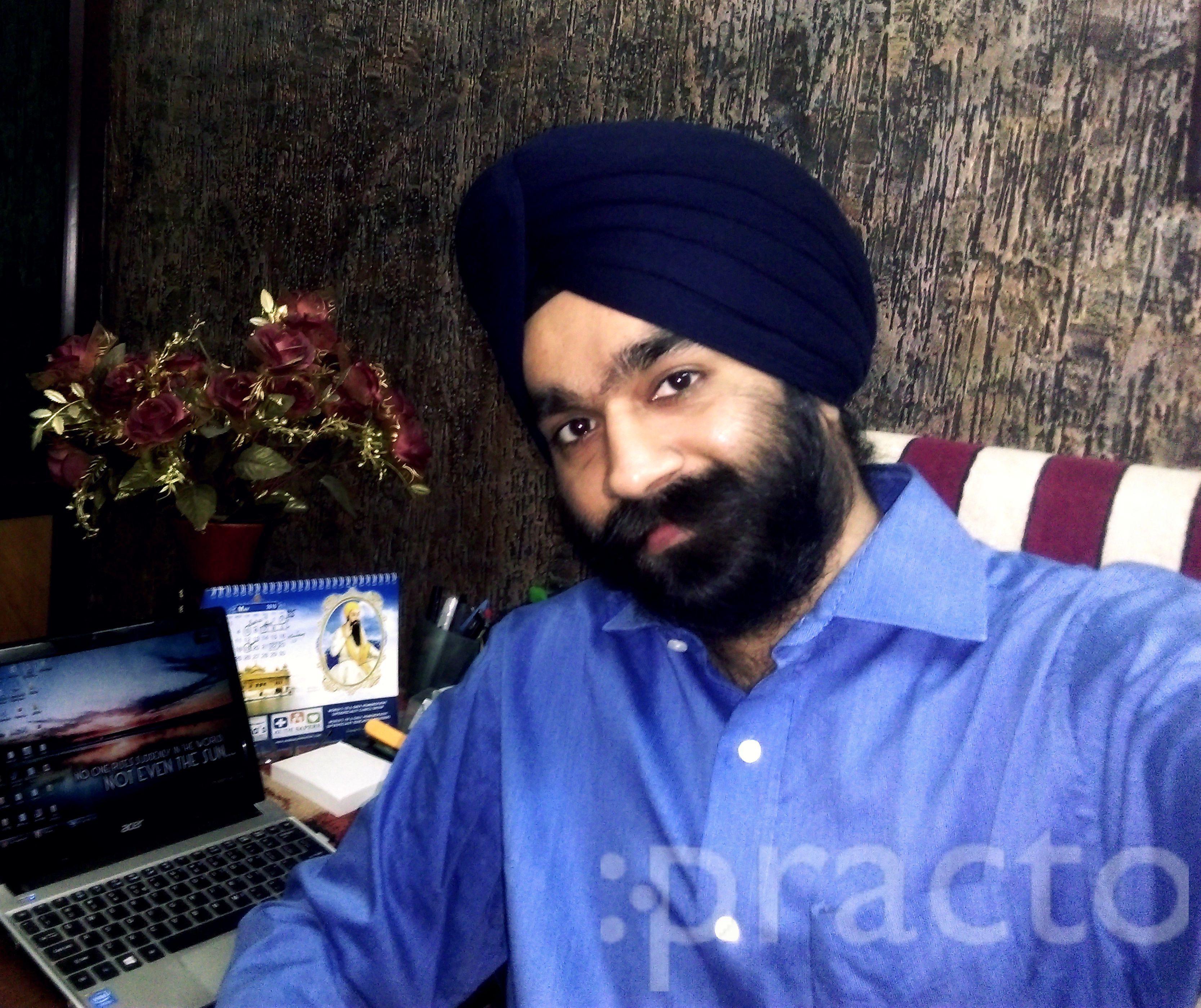 Dr. Manpreet Singh Bindra - Homeopath