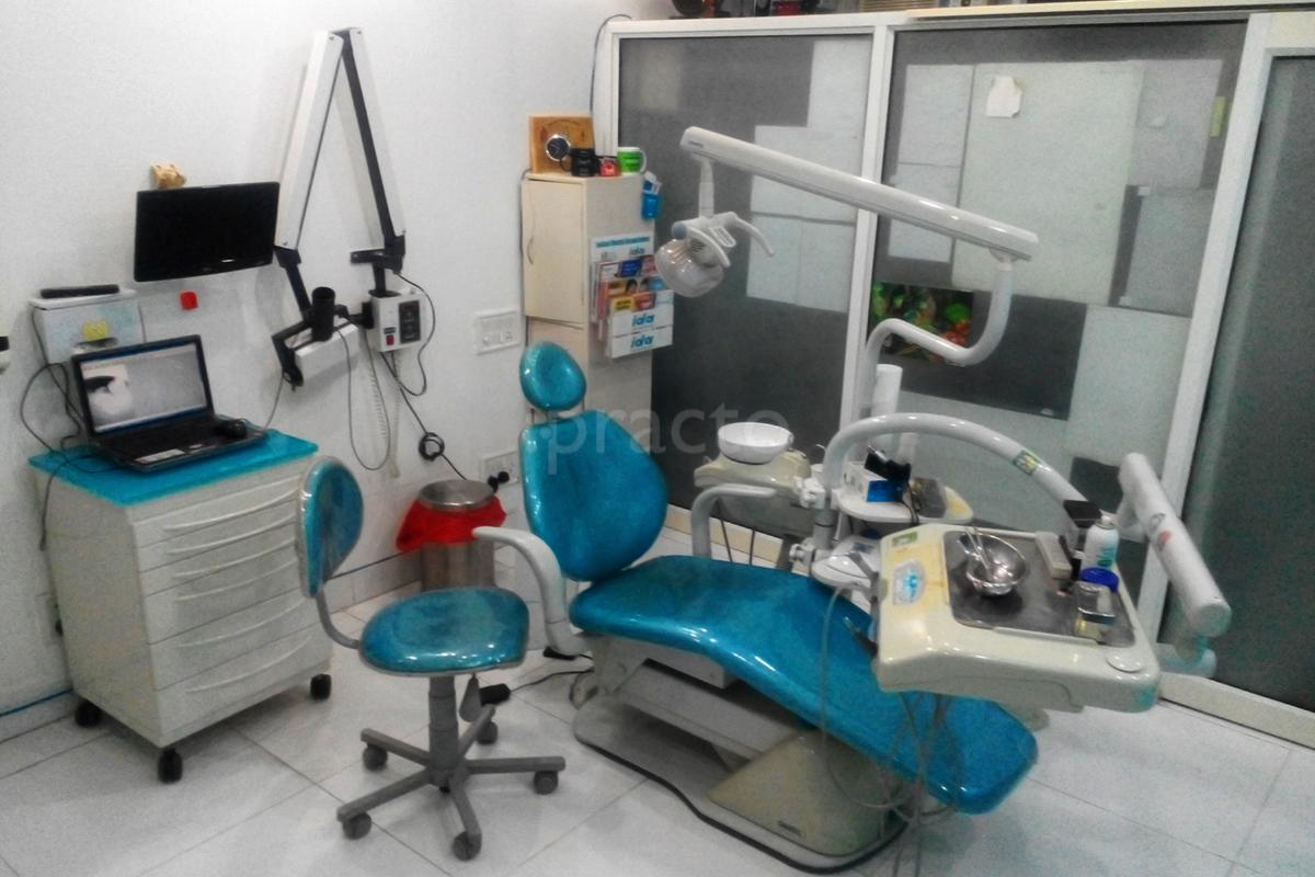 Dr  Major Meenaxe - Dentist - Book Appointment Online, View Fees