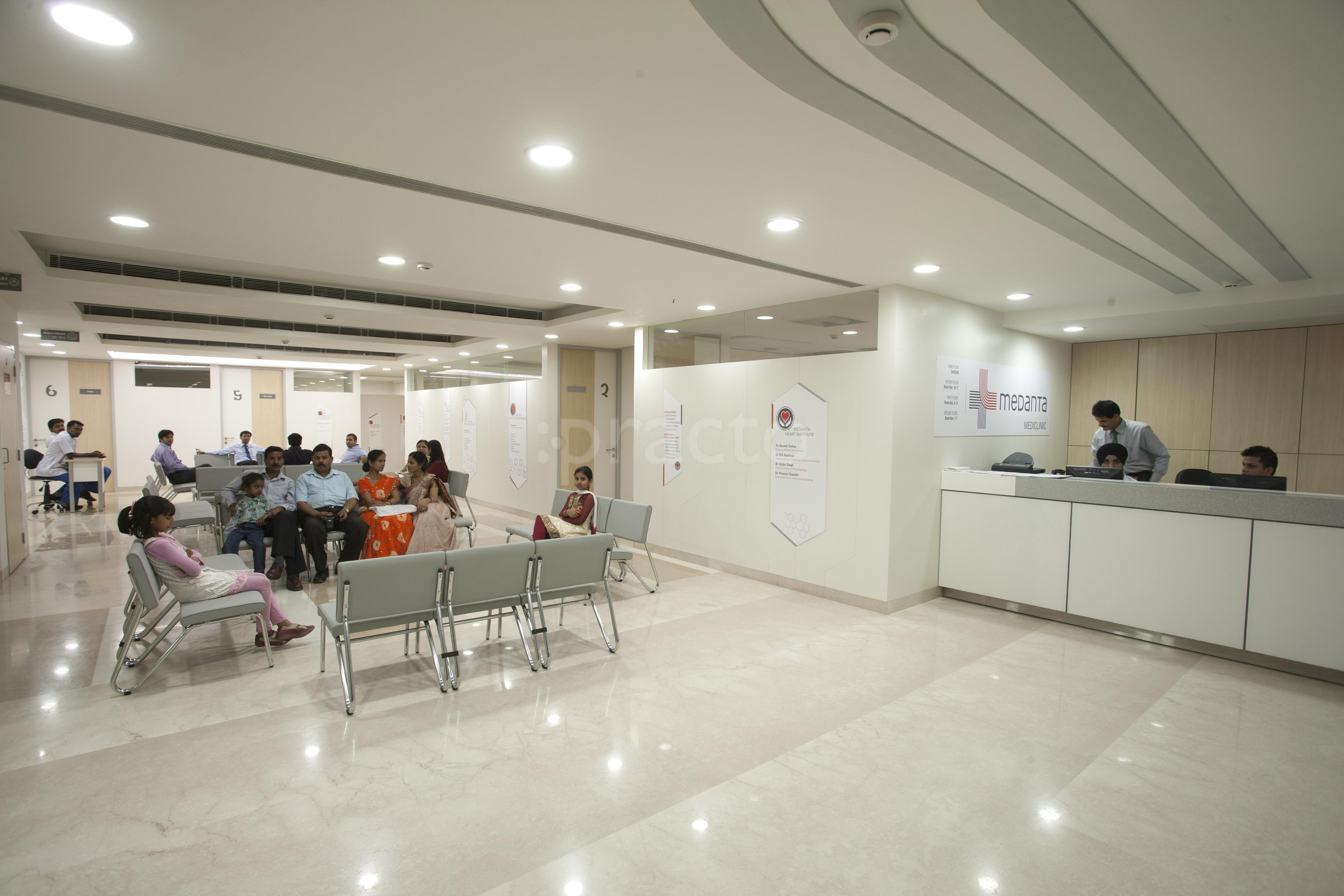 Medanta Mediclinic, Multi-Speciality Clinic in Defence