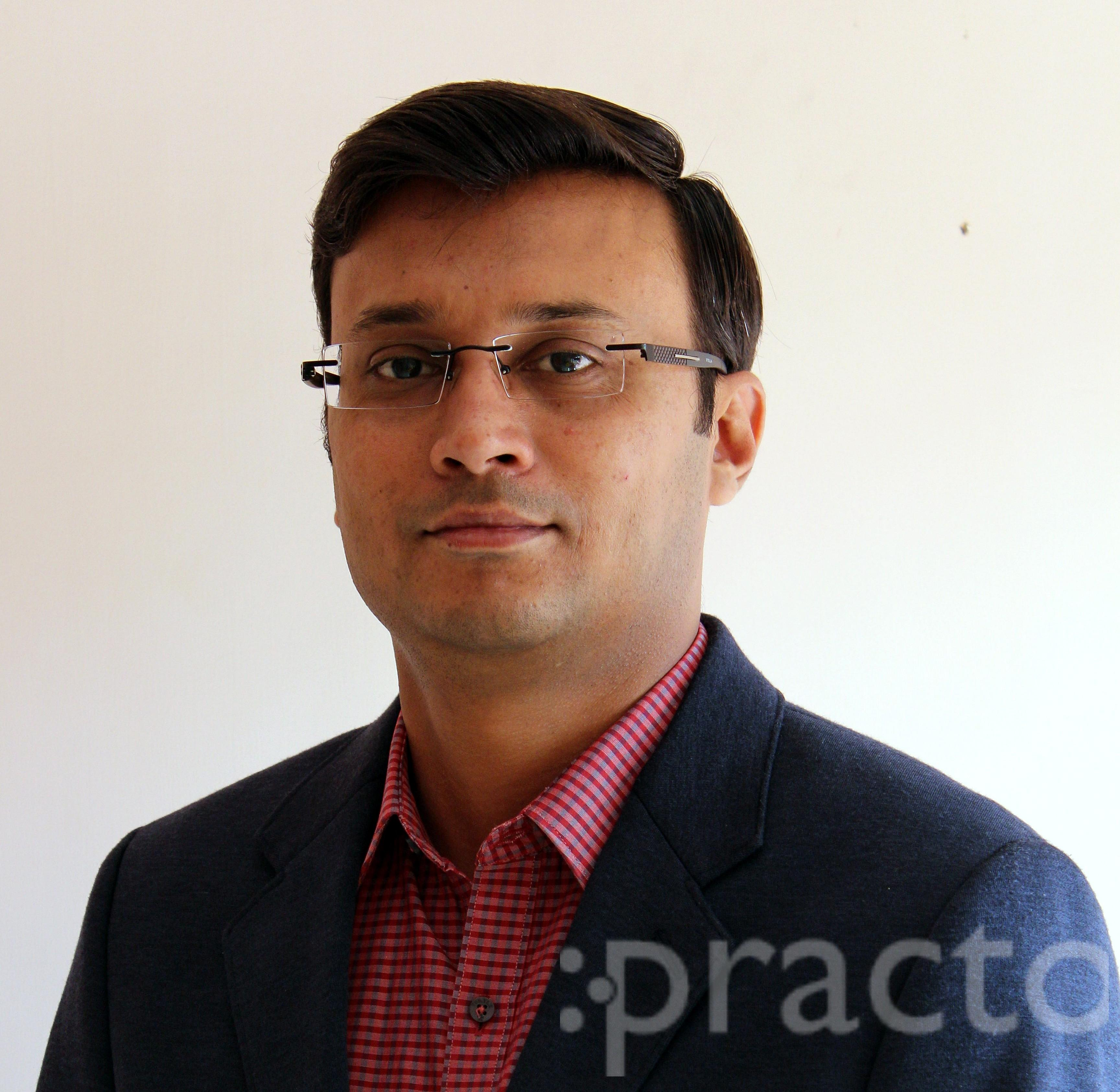 Dr. Mitesh Suthar - Infectious Diseases Physician