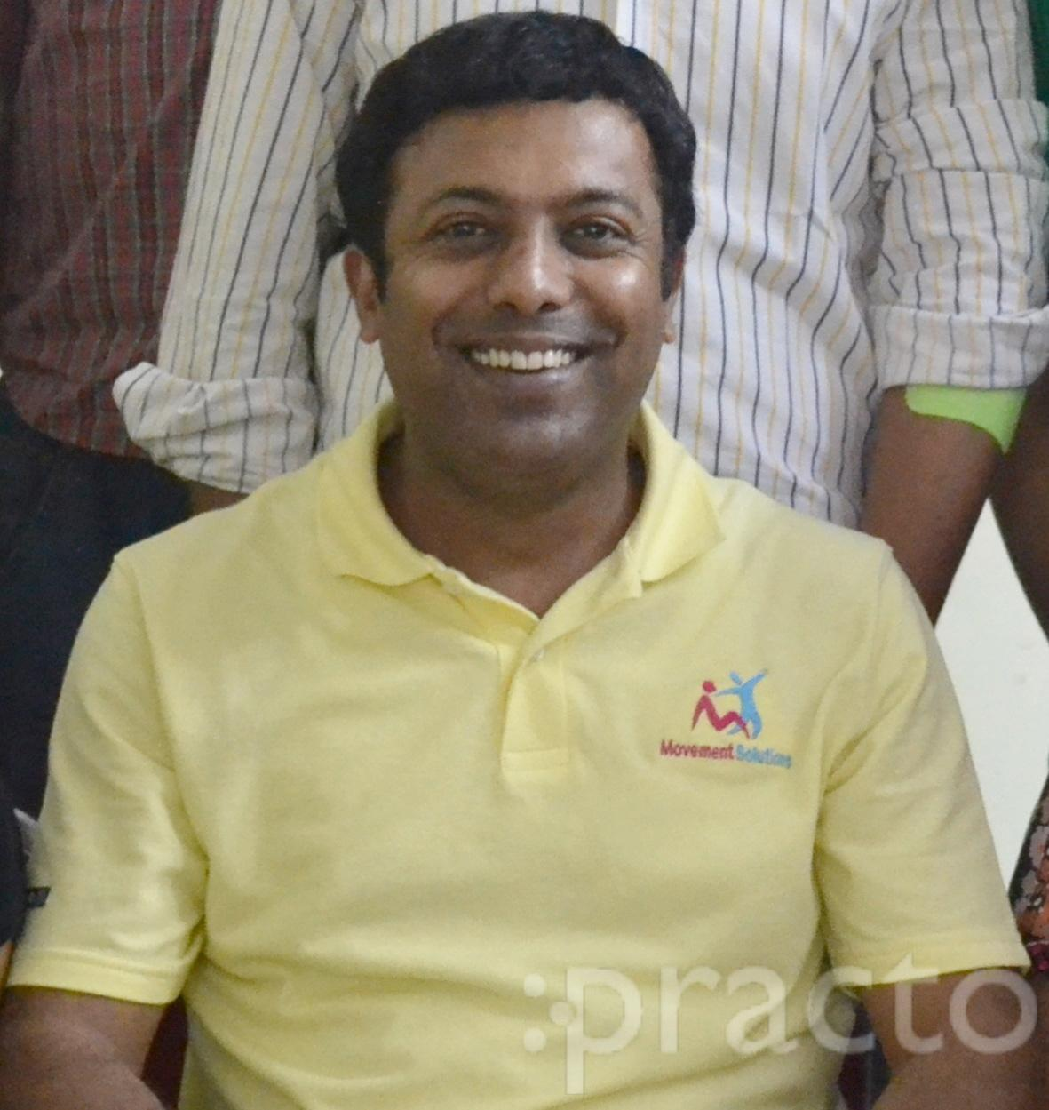 Mr. K.Ganesan - Physiotherapist