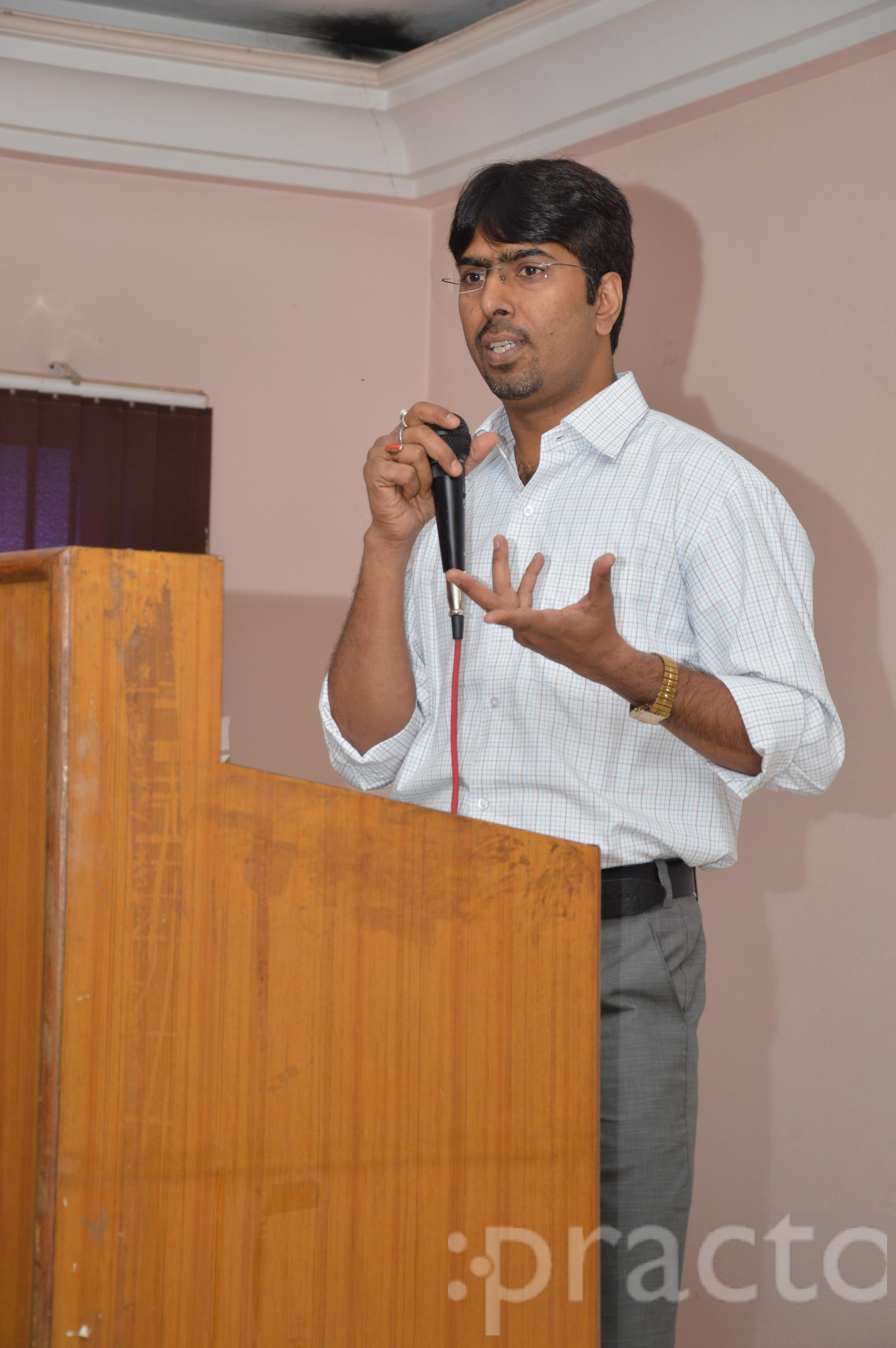 Dr. Santosh Kumar - Occupational Therapist