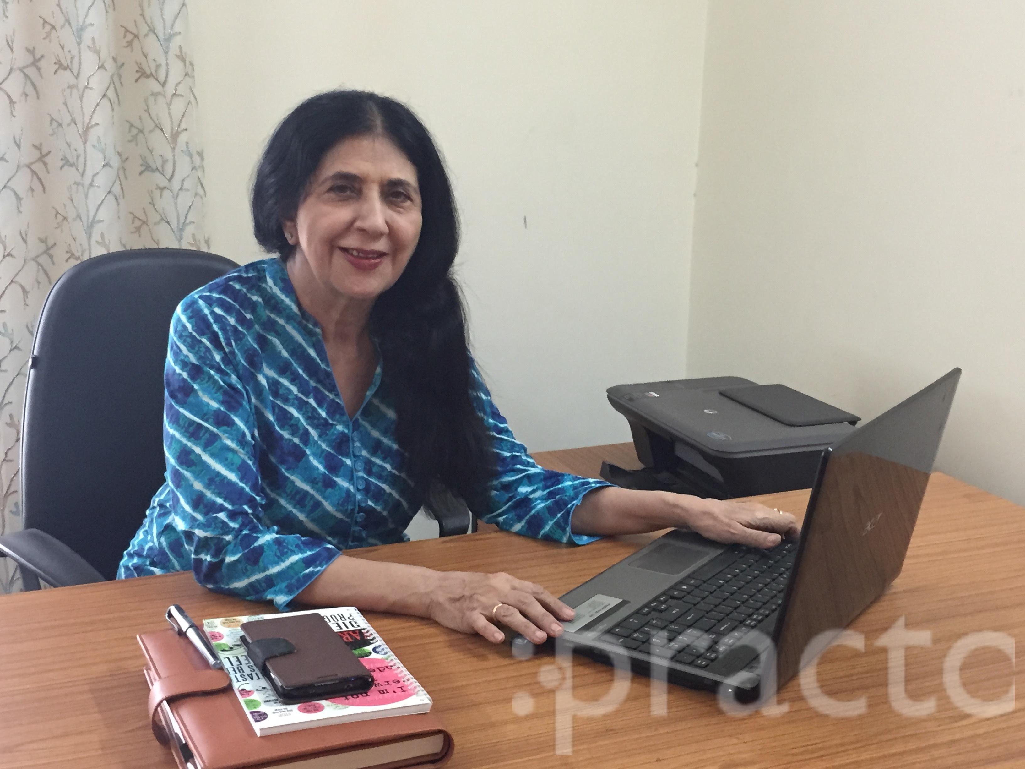 Mrs. Gulshan Bahl - Dietitian/Nutritionist