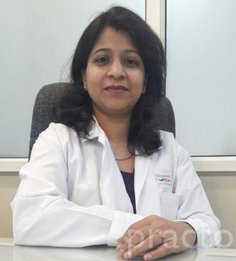 Ms. Gunjan Agrawal Parashar - Dietitian/Nutritionist