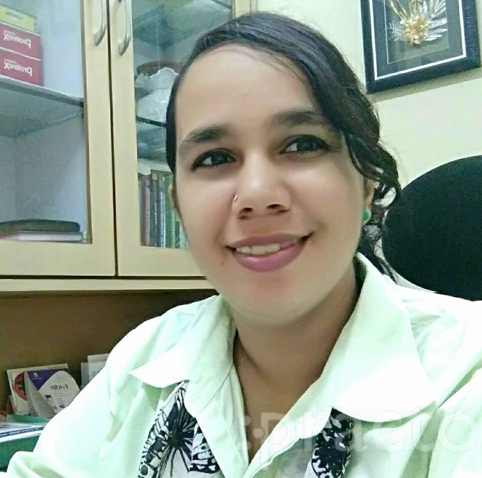 Ms. Aditi Prabhu - Dietitian/Nutritionist