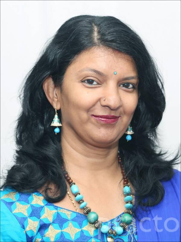 Ms. Hema Sampath - Psychologist