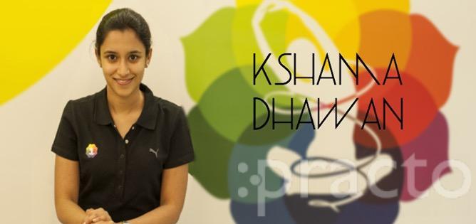 Ms. Kshama Dhawan - Physiotherapist