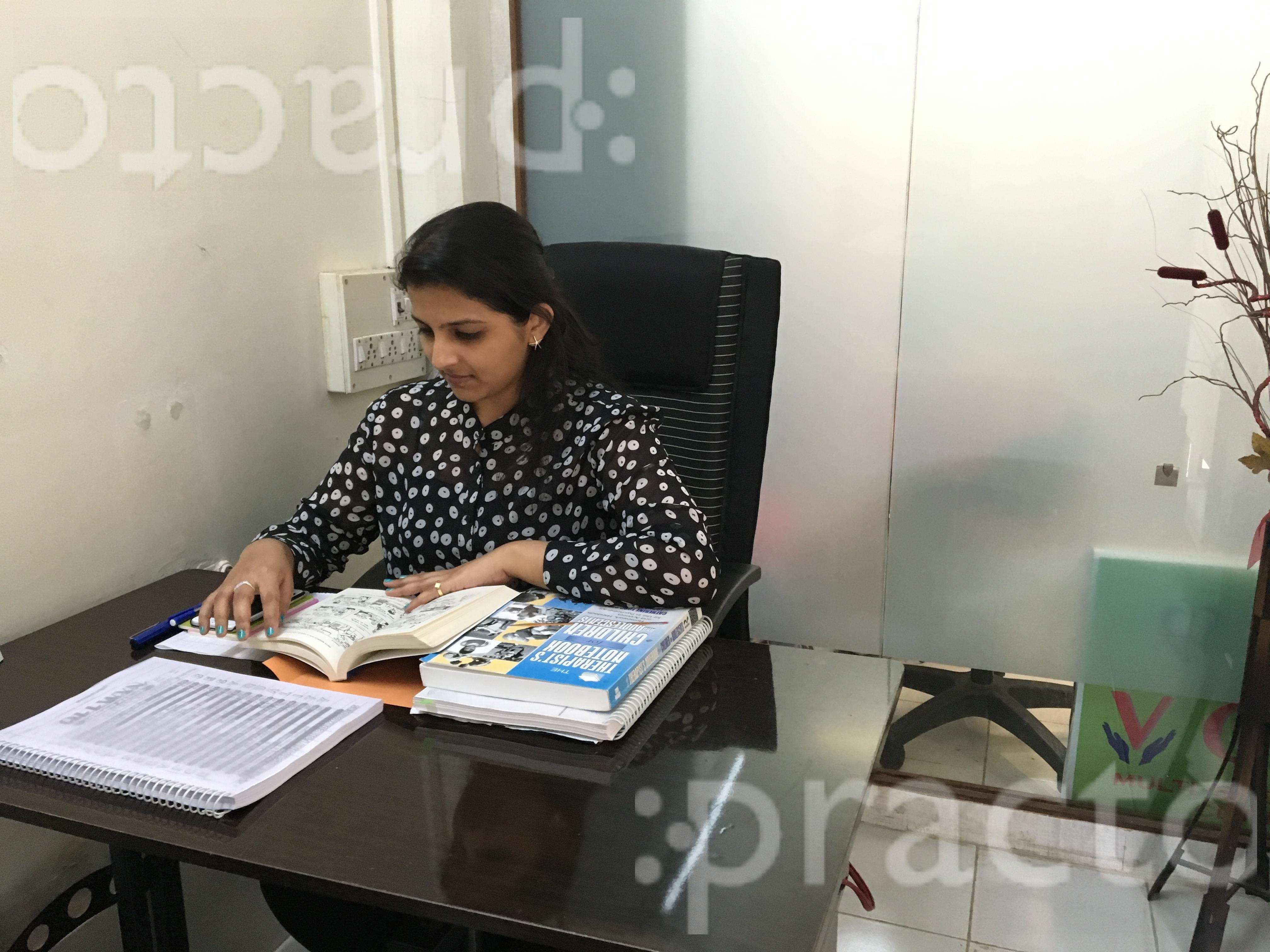 Ms. Poonam Gala - Psychologist