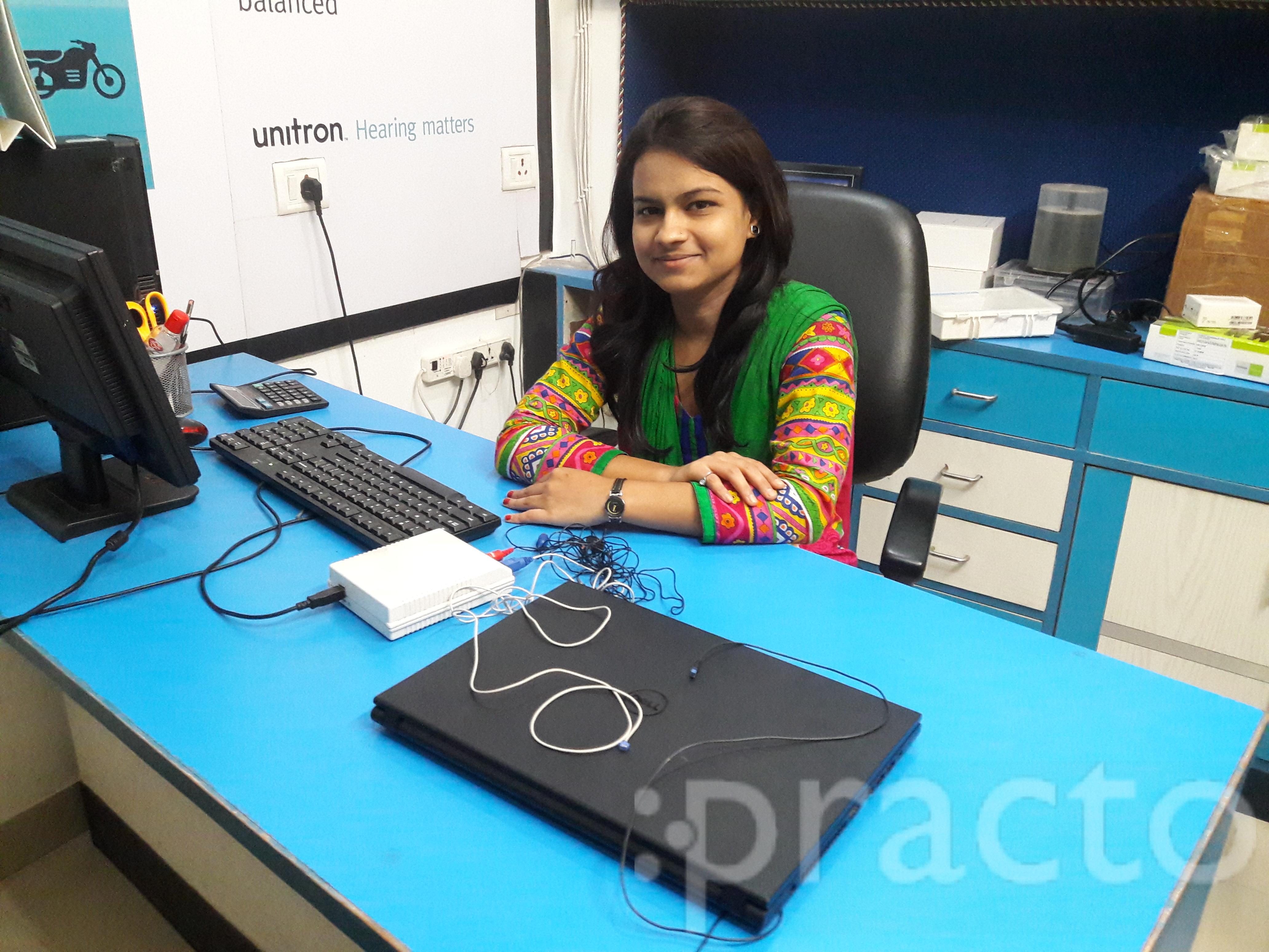 Ms. Ritika Gulhane - Audiologist