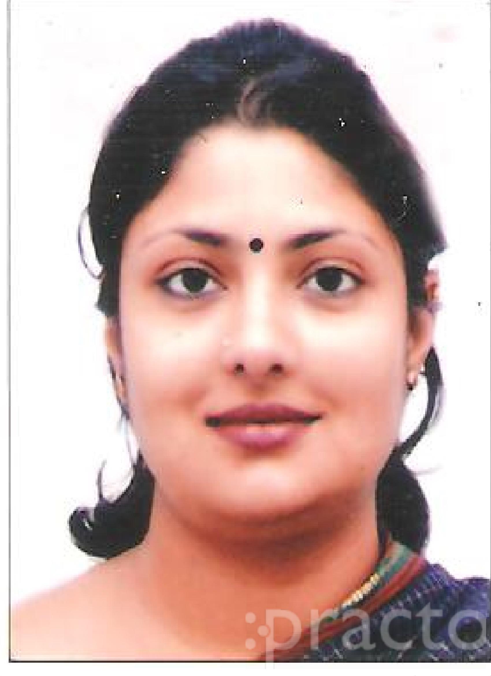 Mrs. Sanheetha Ved - Psychologist