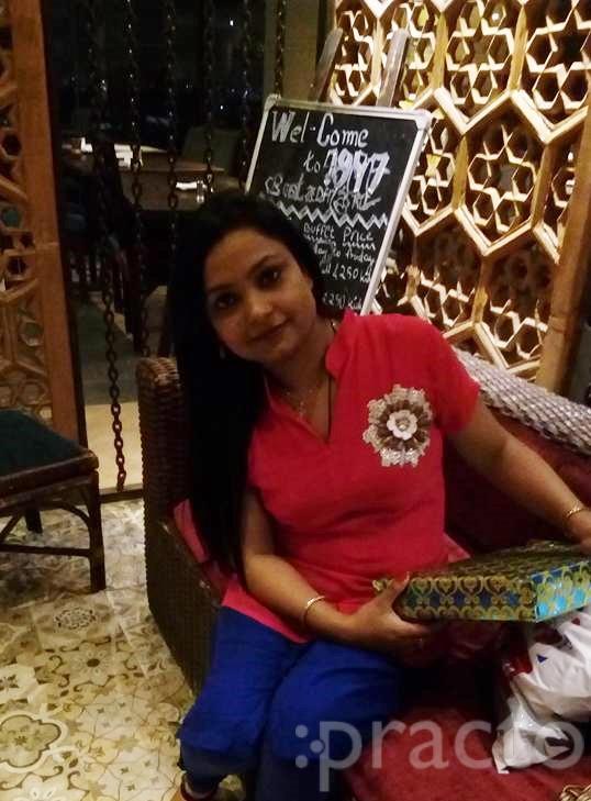 Ms. Shalmali Sharma - Dietitian/Nutritionist