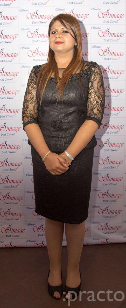 Ms. Shwetaa Shahii - Dietitian/Nutritionist