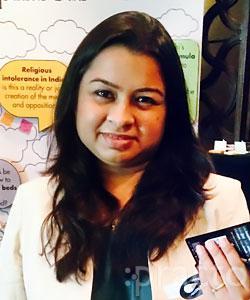 Ms. Tishya Mahindru Shahani - Psychologist