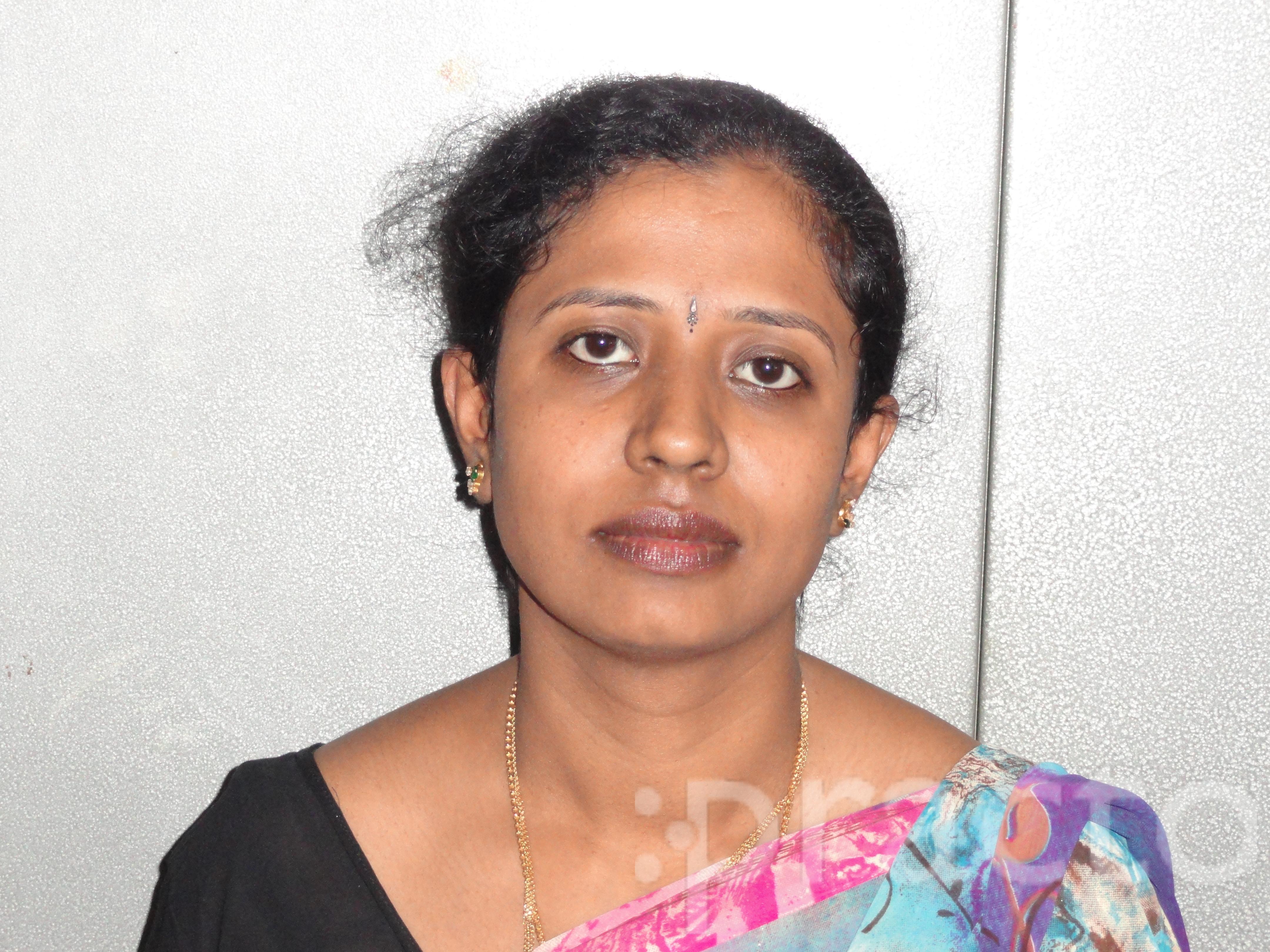 Ms. Vanitha Nagaraj - Dietitian/Nutritionist