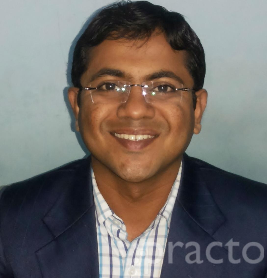 Dr. Nakul Vanjari - Psychiatrist