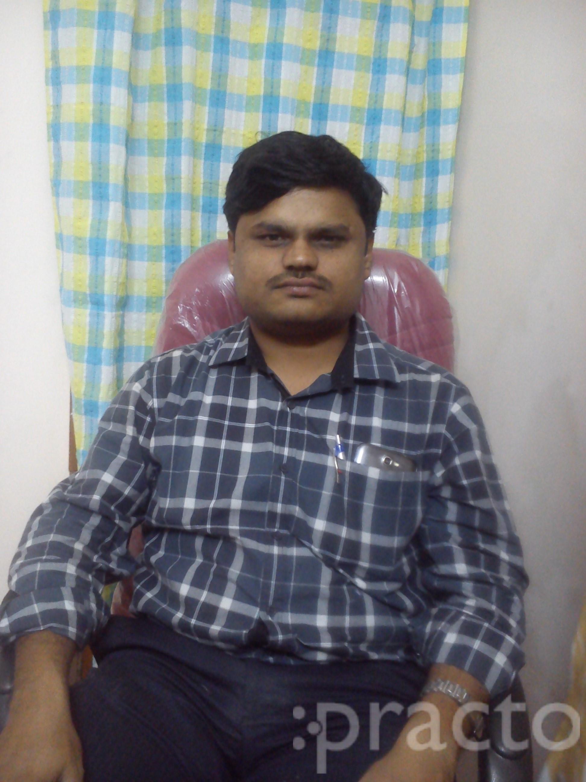 Dr. Nanda Kumar Bhairi - Orthopedist