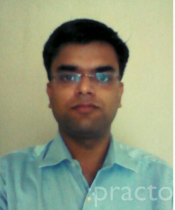 Dr. Nitesh upadhyay - Pediatrician