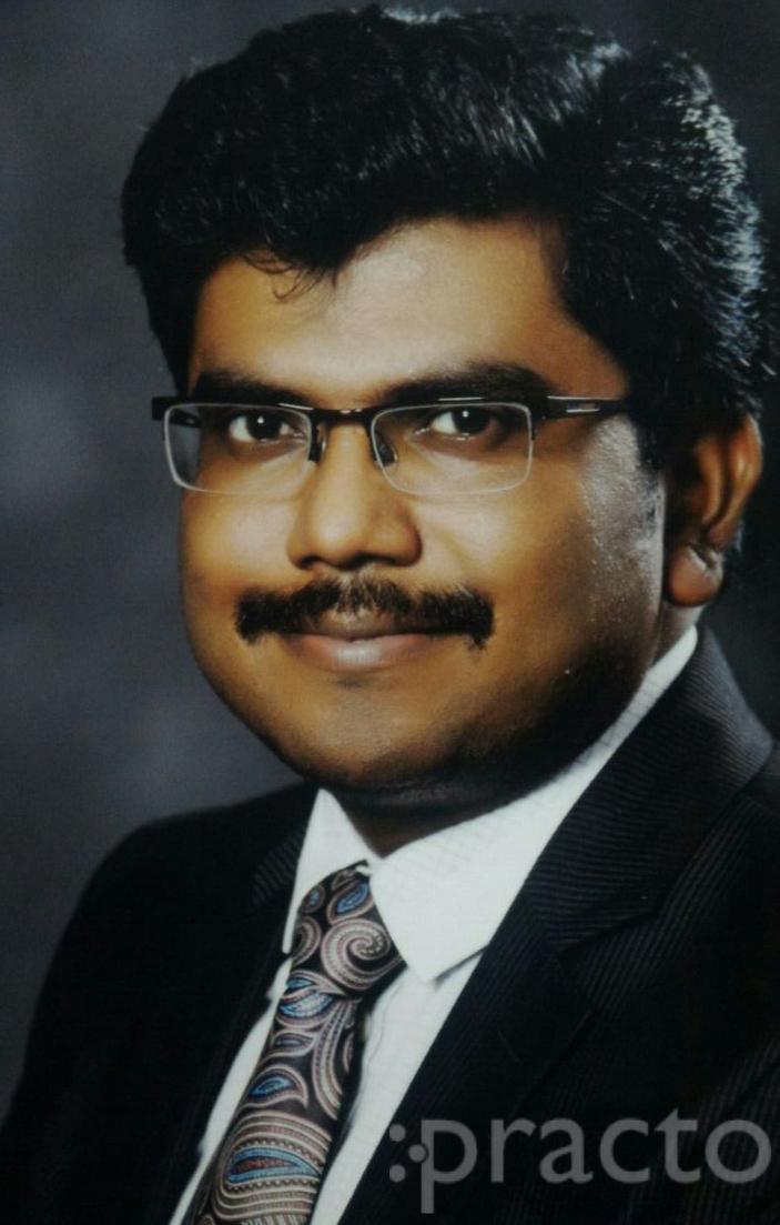 Dr. Nithin Kumar .N - Neurologist
